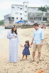 Disfrutando el Mar-Maternidad-Peppophotography
