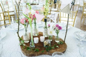 Centros de mesa en Pastel-Peppophotography