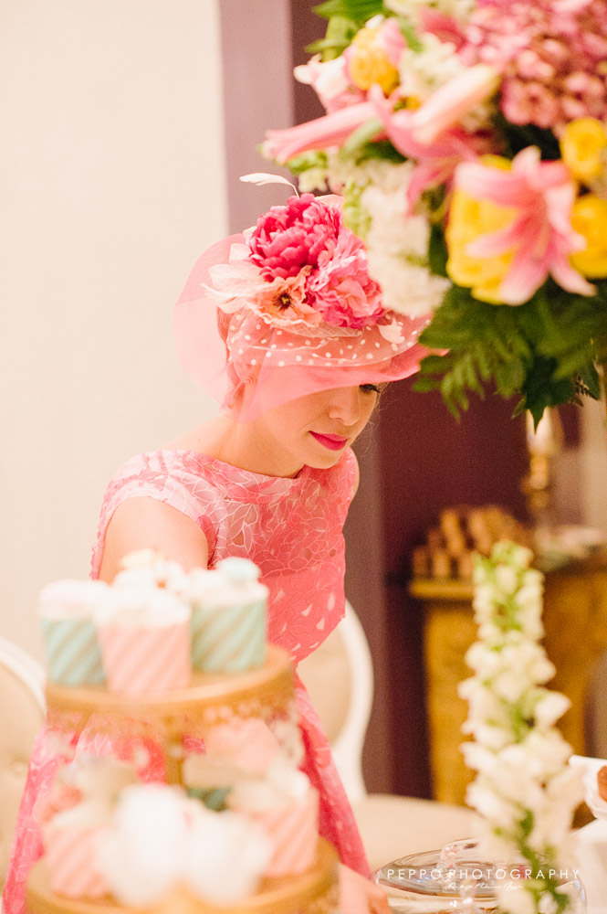 Perfil de Johanna en su Bridal Shower