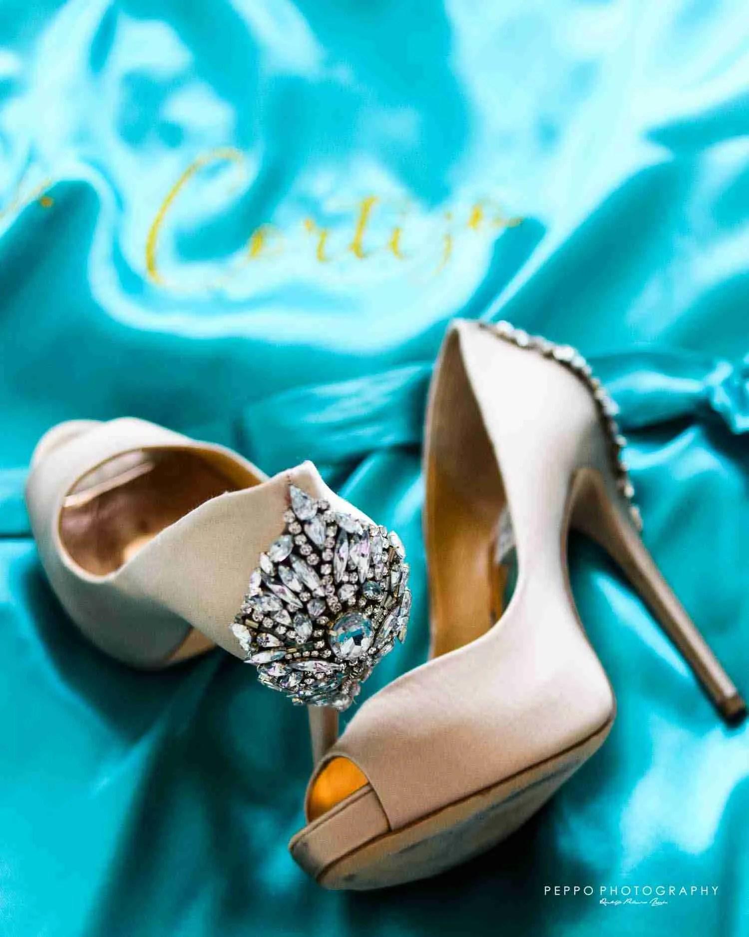 Detalles del los Zapatos de Johanna