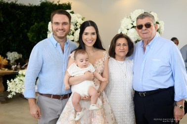 Los Abuelos Paternos con Rafael