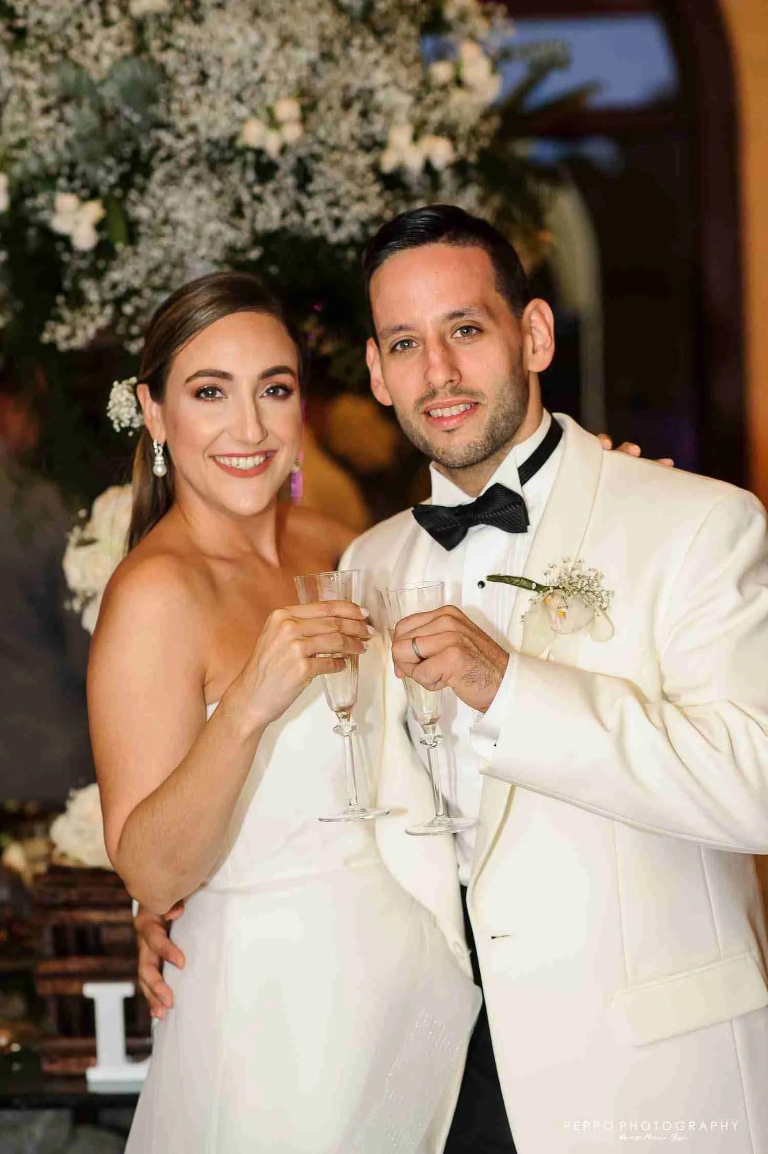 Cheers by Isabella & Felipe