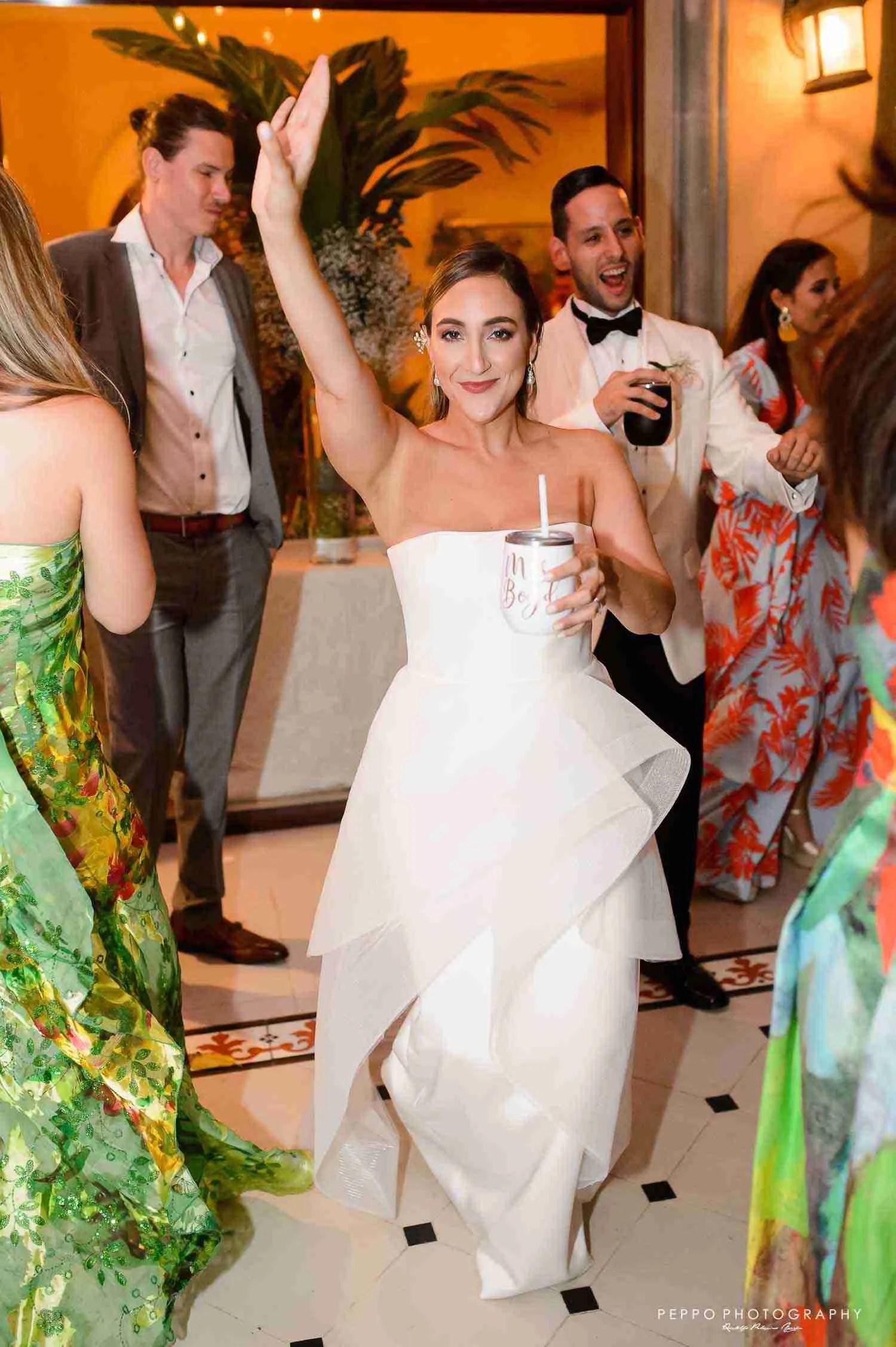 Isabella & Felipe´s Wedding Party