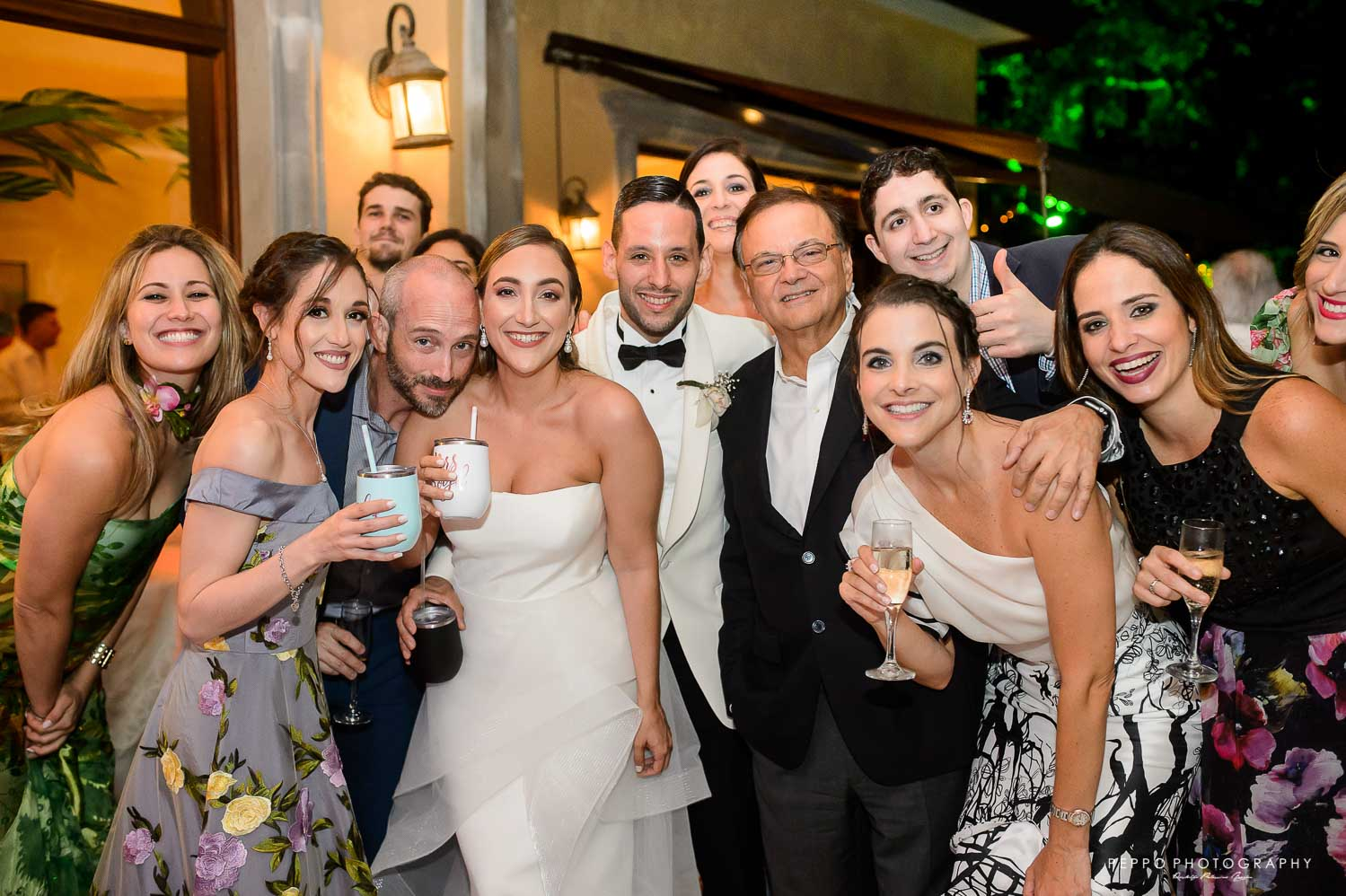 Familia Boyd-Ortega Celebrando!