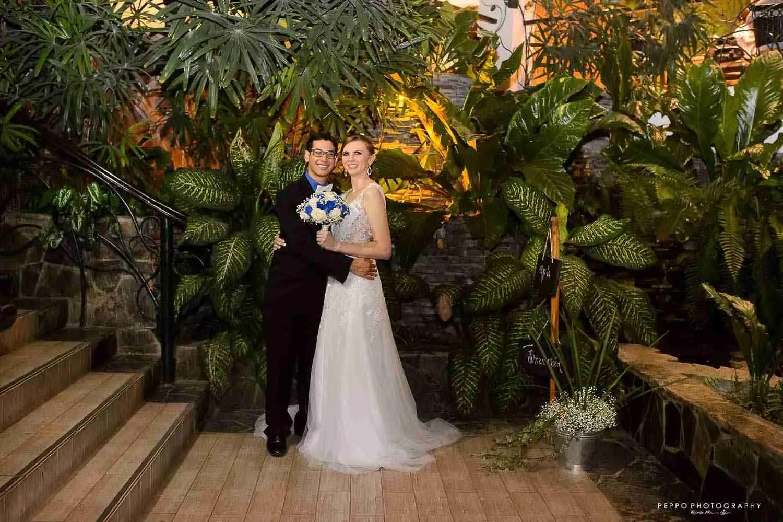 Melanie y Franklin Boda en Gamboa Rainforest Resort