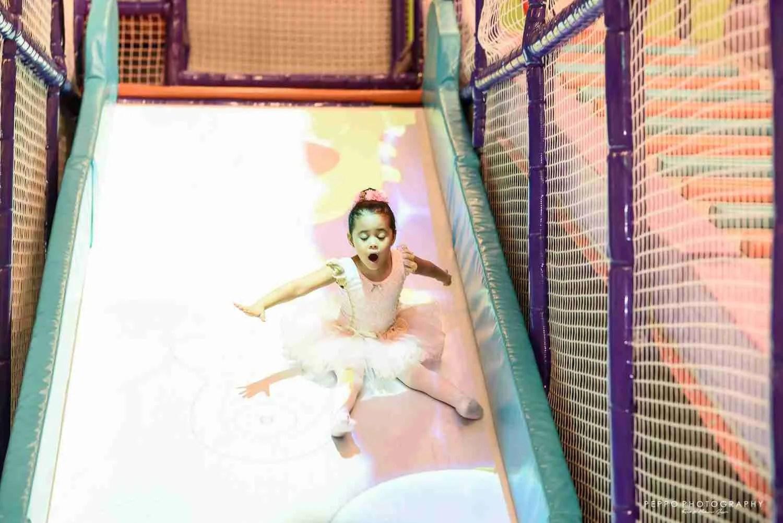 cumpleaños de bailarina de ballet clásico