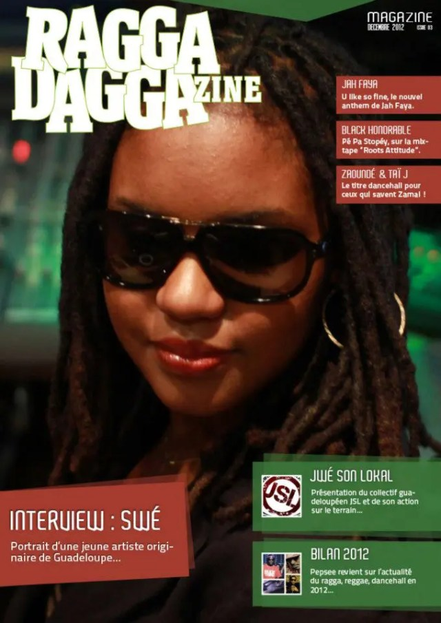 cover raggadaggazine swe