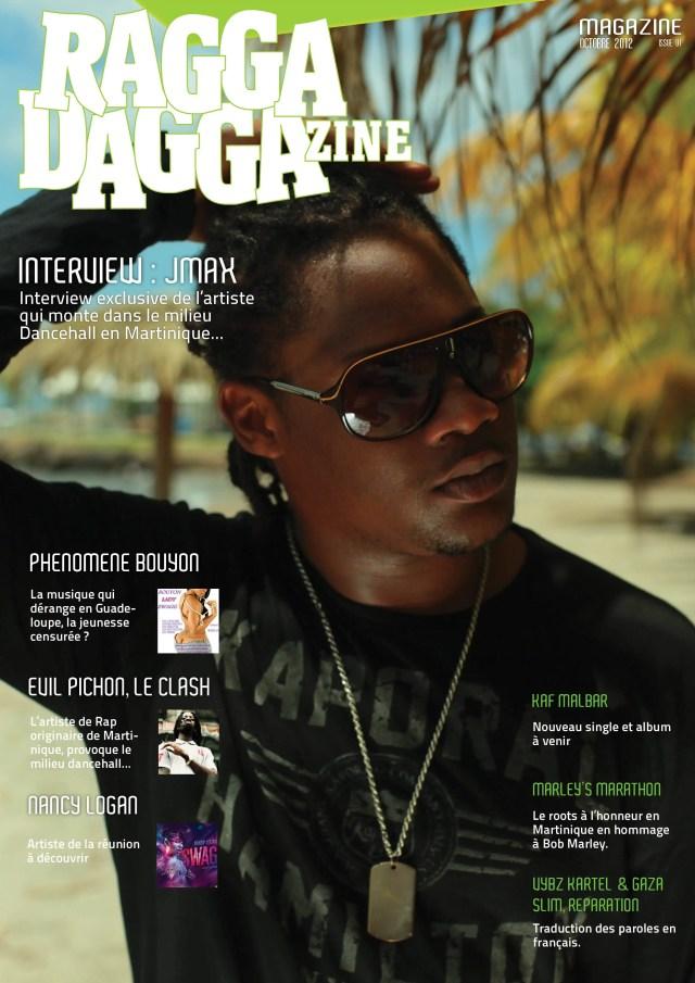 cover raggadaggazine jmax
