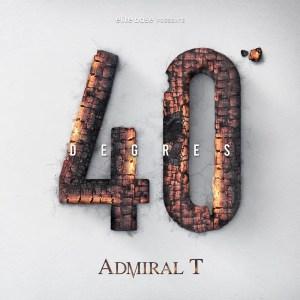 admiral t 40 degrés