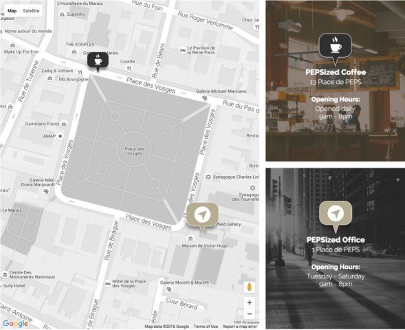 Customize your Google Map Markers     PEPSized Custom Google Maps Markers   preview