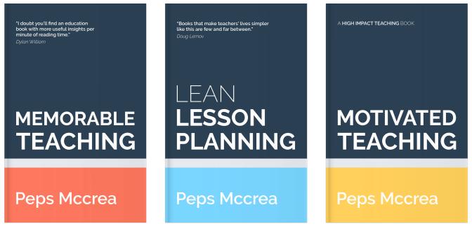 Peps Mccrea books