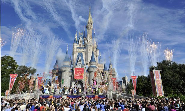 NEW FANTASYLAND OPENS AT WALT DISNEY WORLD