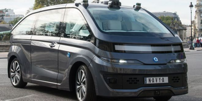 Autonom car, le taxi-robot tricolore de demain?