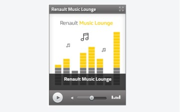 Renault music lounge