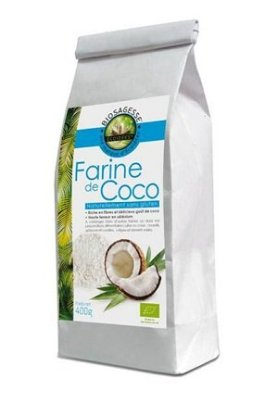 farine de coco