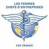 les femmes chefs d'entreprise - logo
