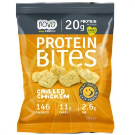 Duel de snacks : Rice Crackers de N.A! ou Protein Bites ?