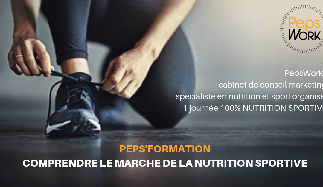 Formation marketing en NUTRITION SPORTIVE