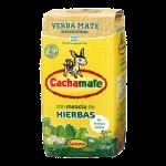 Cachamate Mezcla de Hierbas Amarilla Yerba Mate 500 g