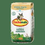 Cachamate Hierbas Serranas Yerba Mate 500 g