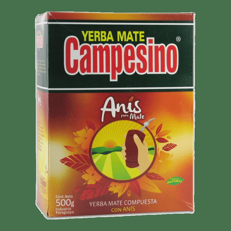 Campesino Anís Yerba Mate 500 g