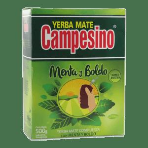 Campesino Menta y Boldo Yerba Mate 500 g