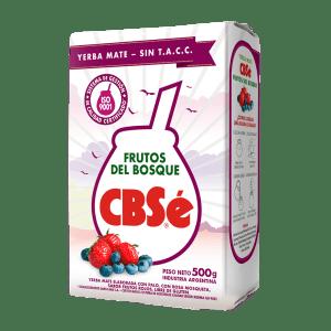 CBSé Frutos del Bosque Yerba Mate 500g