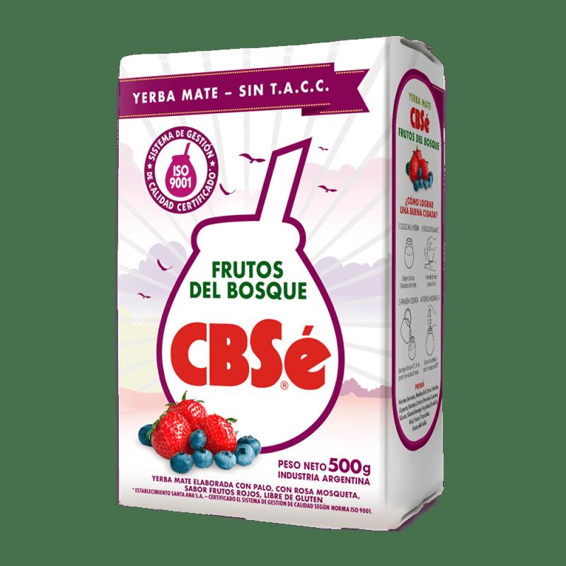 CBSé Frutos del Bosque Yerba Mate 500 g