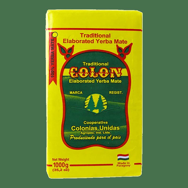 Colon Tradicional Yerba Mate 1 kg