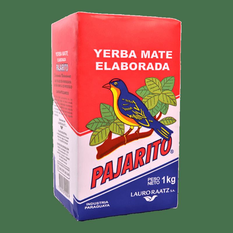 Pajarito Tradicional Yerba Mate 1 kg