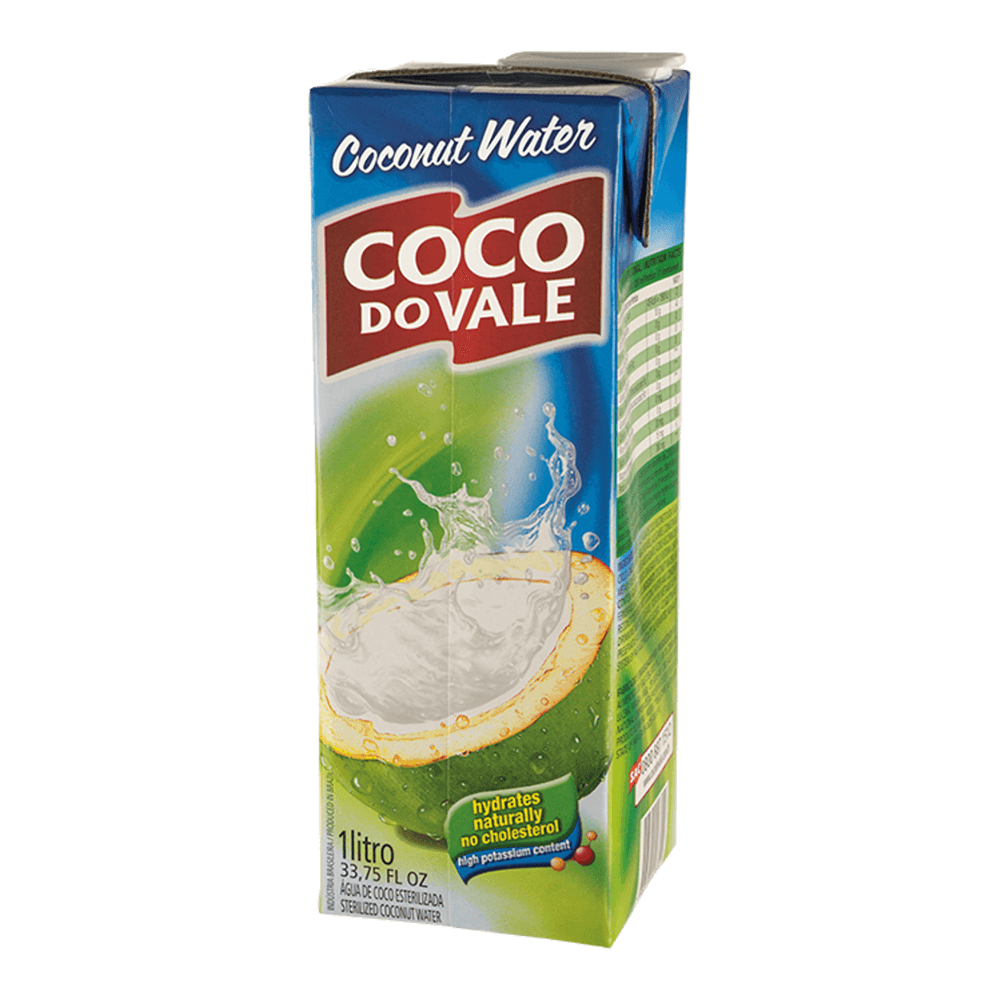 Agua de Coco – Coco Do Vale 1l