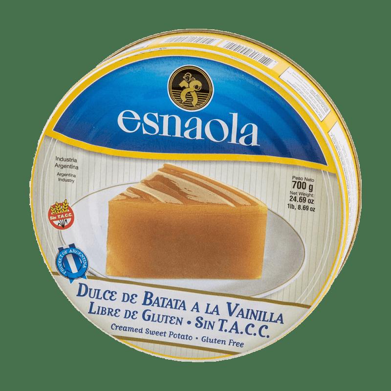 Dulce de Batata Esnaola 700 g