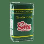 La Selva Tradicional Yerba Mate 1 kg