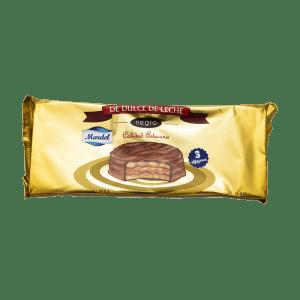 Alfajores Chocolate Negro Mardel 3 stuks