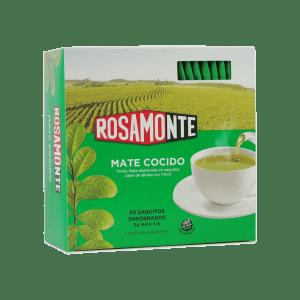 Rosamonte Mate Cocido 50 Tea bags