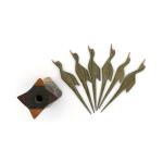 Palillos de Palo Santo para picadas Clásico Detalle