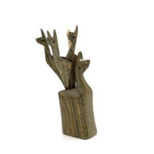 Palillos de Palo Santo para picadas Llama