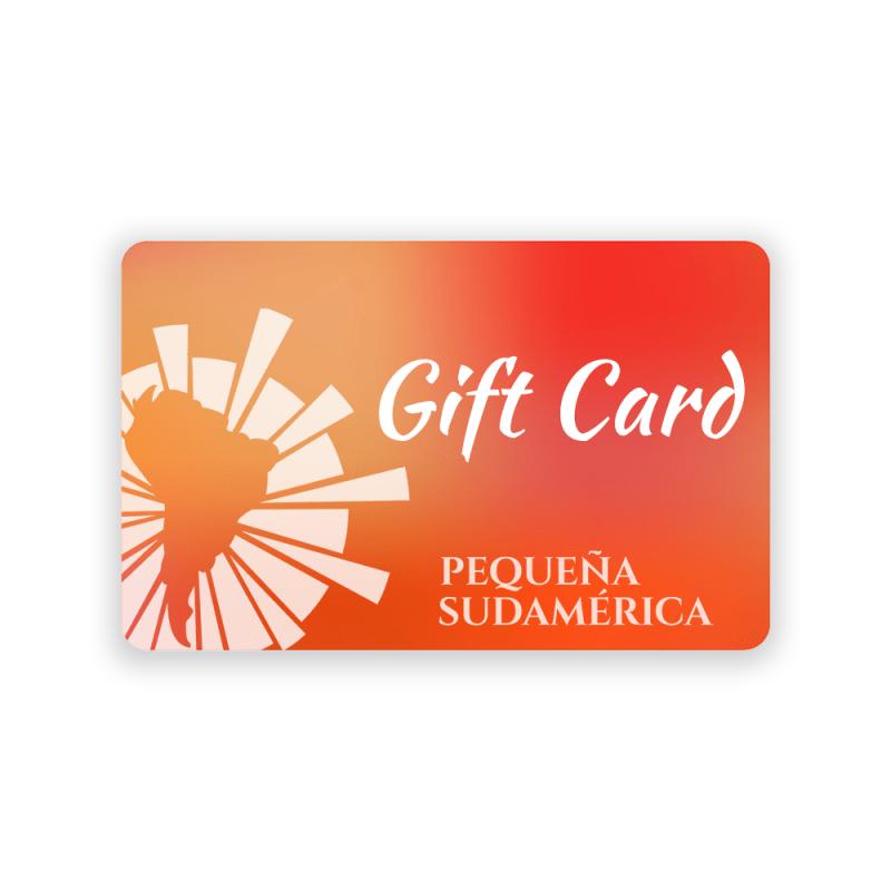Pequeña Sudamérica Giftcard