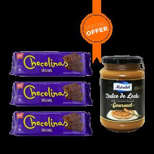 Chocotorta Mardel Gourmet