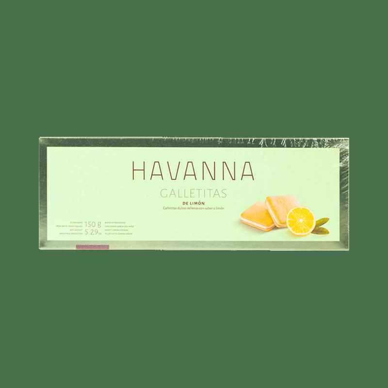 Havanna Galletitas de limon 150g