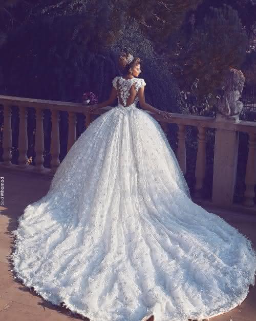 Vestidos de noiva sofisticado