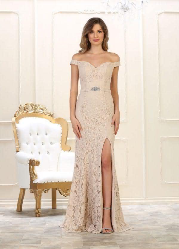Vestidos de renda verão 2021 Longo