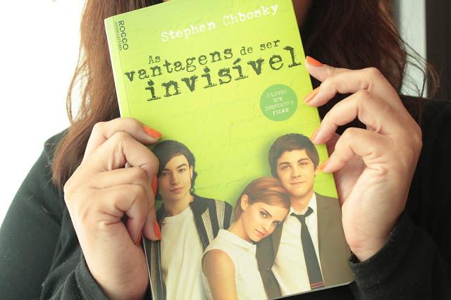 As vantagens de ser invisível,livro e filme
