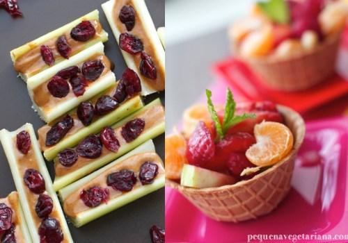 receitas para festas, salada de fruta, waffle cone, receitas para festas, receitas simples para festas
