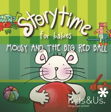 Mousy and the big red ball en Fun&Fit.