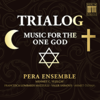 Cover : Trialog – Music for the One God