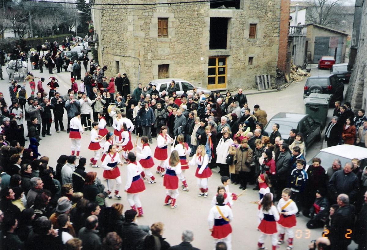 candelera 2003-2