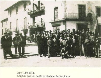 Candelera 1950
