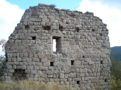 Castell de Merlès-3