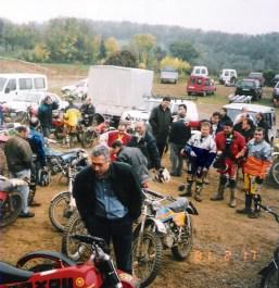 Trobada motos clàssiques 2003